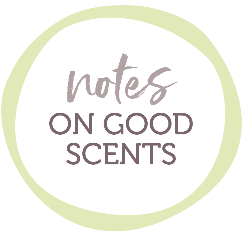 Notes on good scents